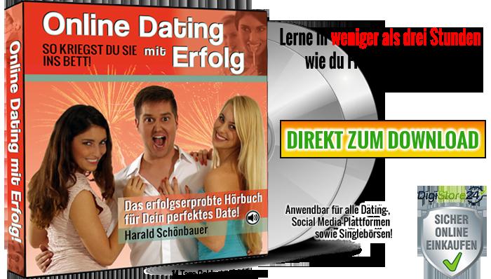 Online Dating mit Erfolg - DAS ORIGINAL! Mit diesem Hörbuchkurs hast du bald ein Date nach dem anderen!
