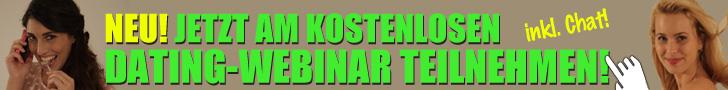 Das kostenlose Dating-Webinar mit Harald & Janine JETZT ANMELDEN UND KOSTENLOS TEILNEHMEN!
